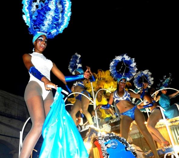 El Paseo del San Juan es el acontecimiento más esperado por los habitantes de la ciudad de Camaguey