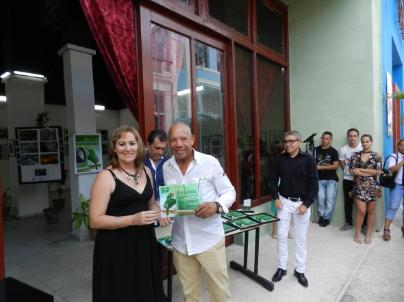 Guillermo Rivera Molina entre los premiados