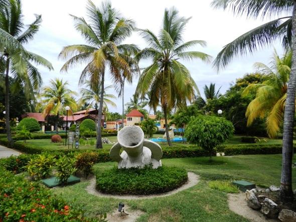 Hotel  Bravo Caracol, en el Polo Turístico de la Playa de Santa Lucía,