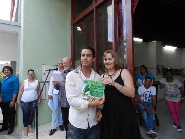 Jorge Rosales Fernandez, entre los premiados