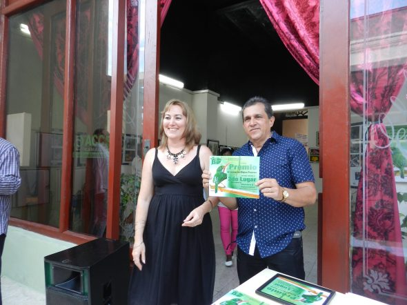 Leonardo Mejías Proenza obtuvo el premio de la popularidad