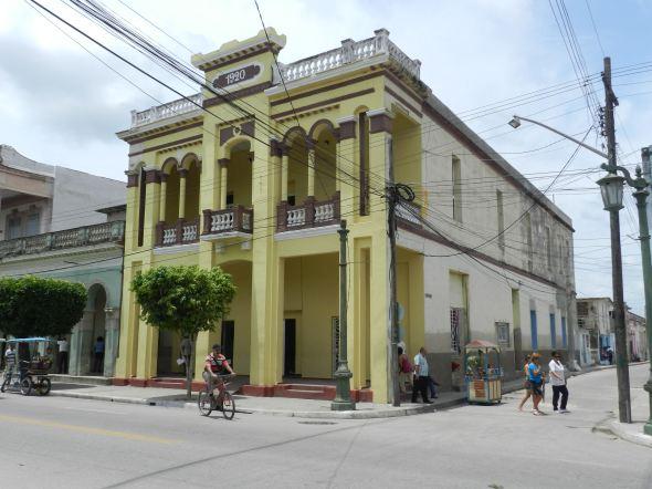 Registro de la Propiedad en la ciudad de Camagüey