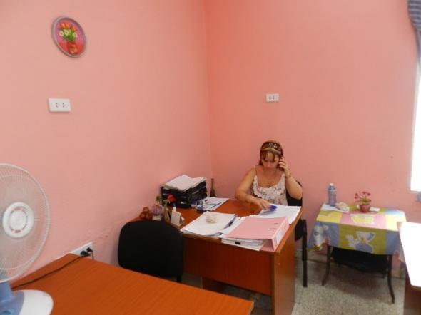 Una de las oficinas Registro de la Propiedad en la ciudad de Camagüey