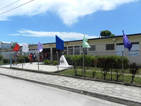 Escuela Primaria Álvaro Morell