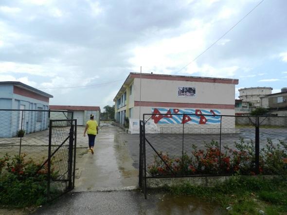 Escuela Primaria Víctor Díaz Oroquieta