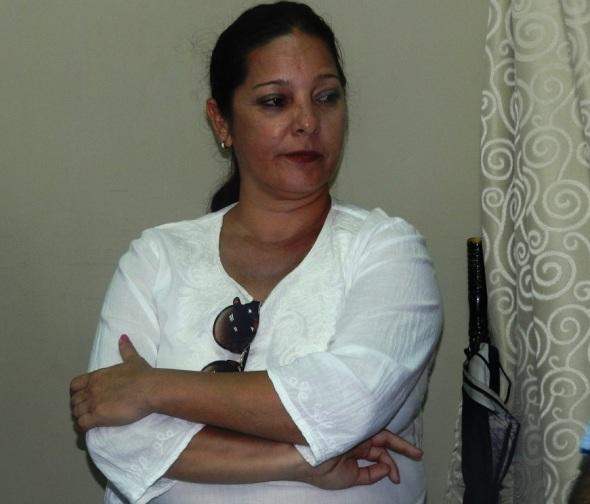 Musicóloga Verónica Fernández Díaz