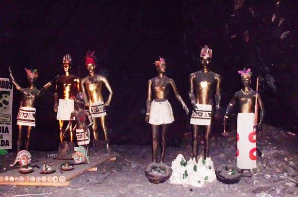 Algunas de las piezas que se exhiben en la Catedral