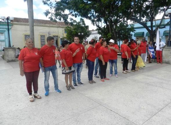 Delegación camagüeyana a conferencia nacional del sindicato de la cultura