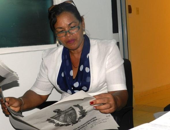 Deysi Cruz Rodríguez