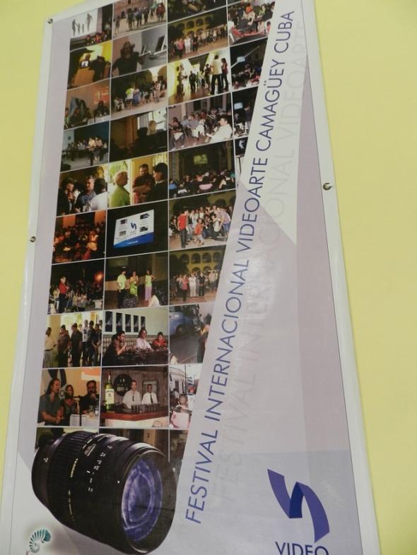 El circuito organiza el Festival Internacional de Videoarte de Camagüey