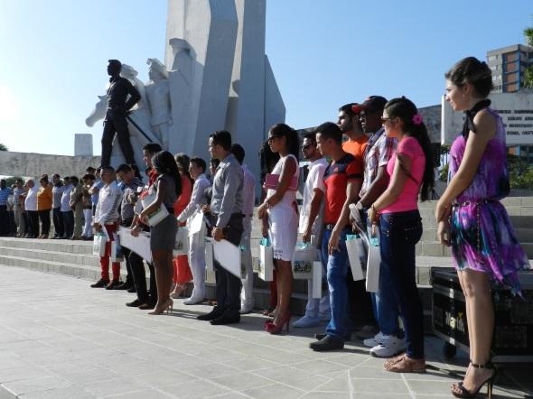 El Estado cubano realiza ingentes esfuerzos para ofrecer protección, seguridad y garantías a sus ciudadanos