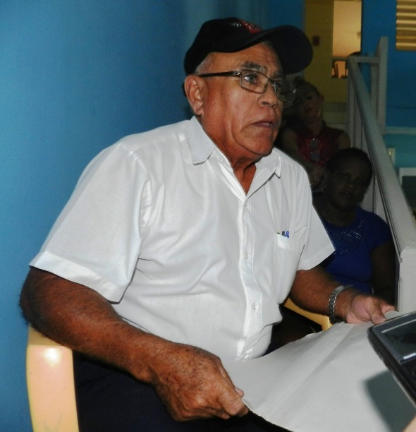 Gualberto Morales Angulo