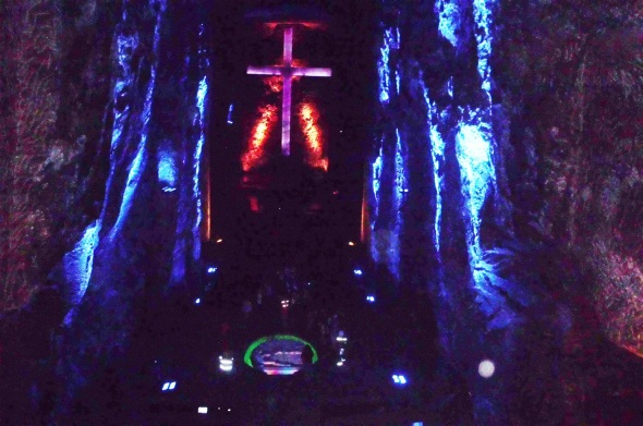 Impresionante templo religioso