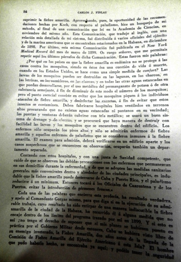 Obras Completas, en las página 84