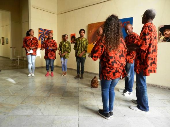 Ballet Folklórico de Camagüey