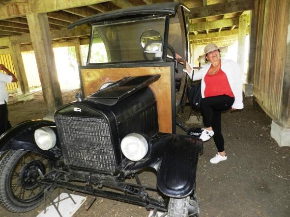 Ford que perteneció a la famila Castro Ruz