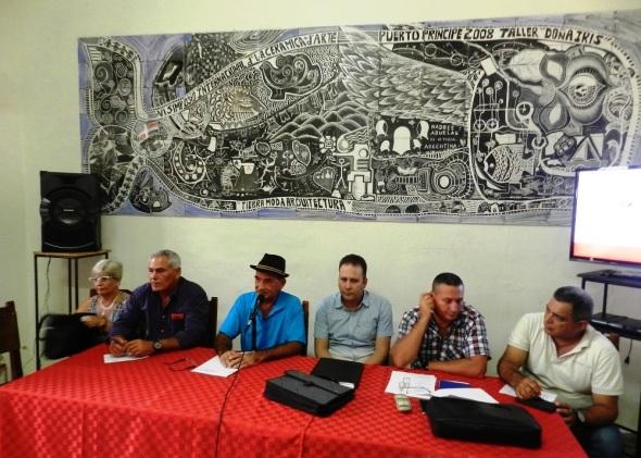 Instan desde Camagüey a un Noveno Congreso de la UNEAC a favor de la conservación del patrimonio cultural