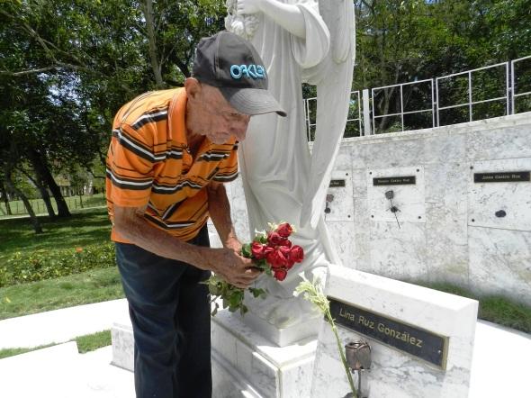 José Batista Cruz recorre desde Guaro a Birán, Holguín