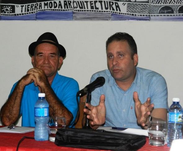 Luis Morlote Rivas, vicepresidente primero de la UNEAC