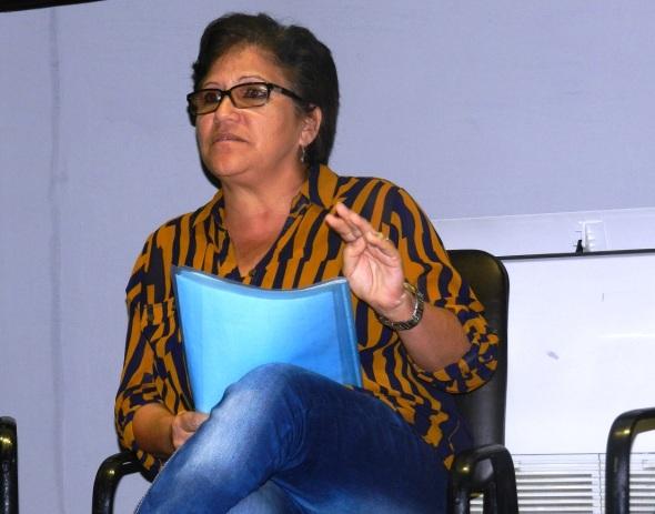 Paula Isabel García Rosales, directora de la Galería Amalia