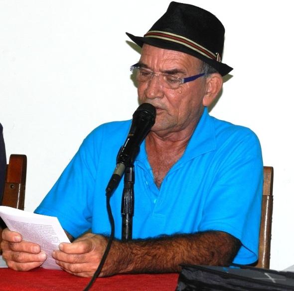 Sergio Morales Verá dio lectura a la convocatoria al Noveno Congreso