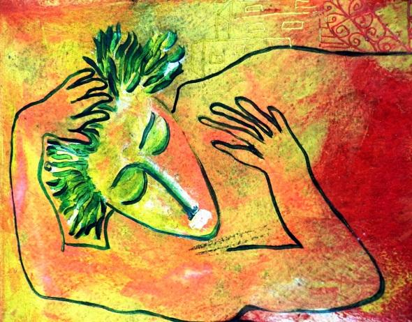 El ilucionista oleo 2012
