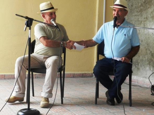 José Chávez y Sergio Morales