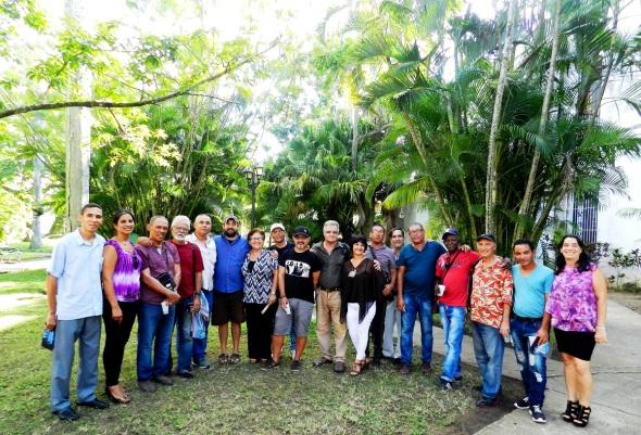 Luego tres décadas Reencuentros en Camaguey de las artes visuales