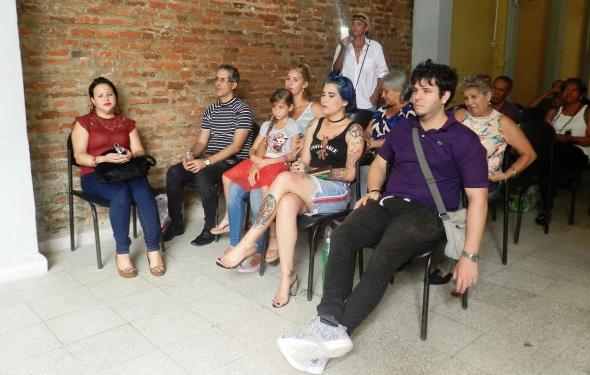 Peña de Peña transcurre en la UNEC camagüeyana entre proyectos y canciones