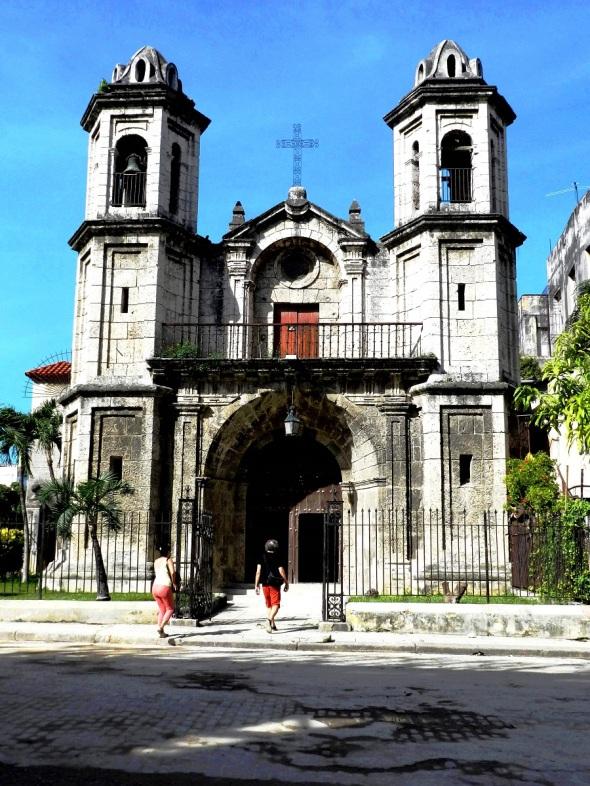 Parroquia Santo Cristo del Buen Viaje, La Habana