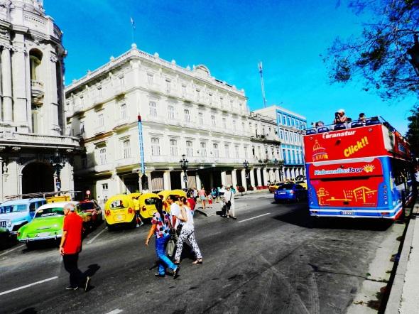 Hotel Inglaterra, La Habana