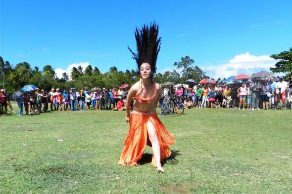 En la fiesta de la cultura iberamericana