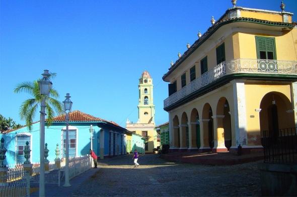 Trinidad, que deviene bello tesoro de las más diversas riquezas
