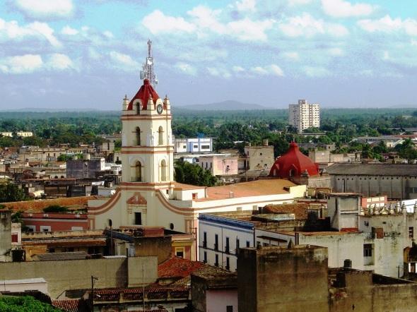 Camagüey, iglesia de Nuestra Señora de la Merced