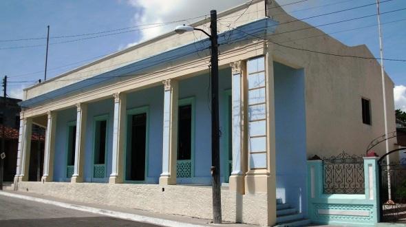 Casa de la Cultura de Nuevitas