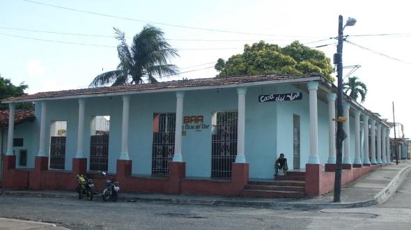 Casa del Vino en Nuevitas