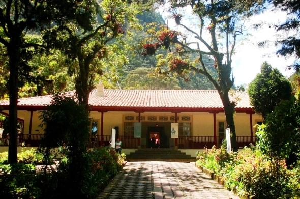 Casa donde residio Simón Bolivar