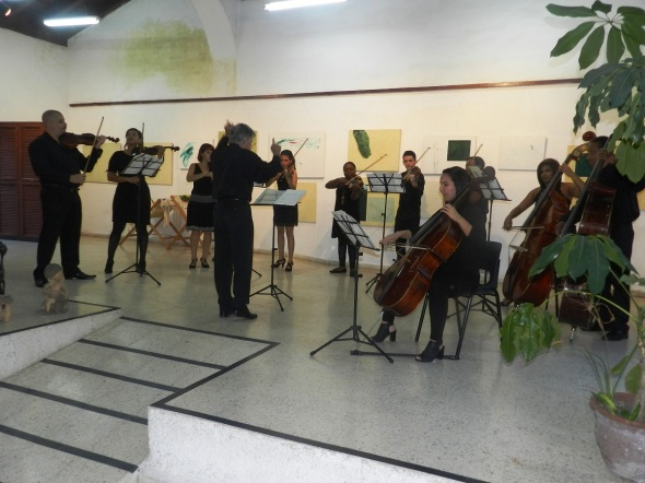 Hermanamiento entre Camagüey y Madison marcado por intercambio artístico (+ Fotos)