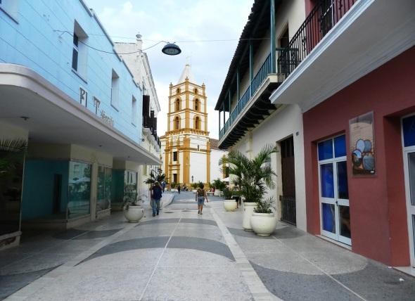 Paseo Maceo, Camagüey, Cuba
