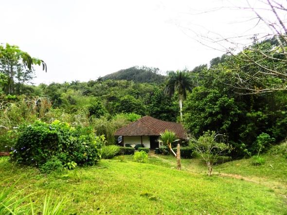 La hacienda Codina, está ubicada en solo a 8 Kilómetros de Topes de Collantes