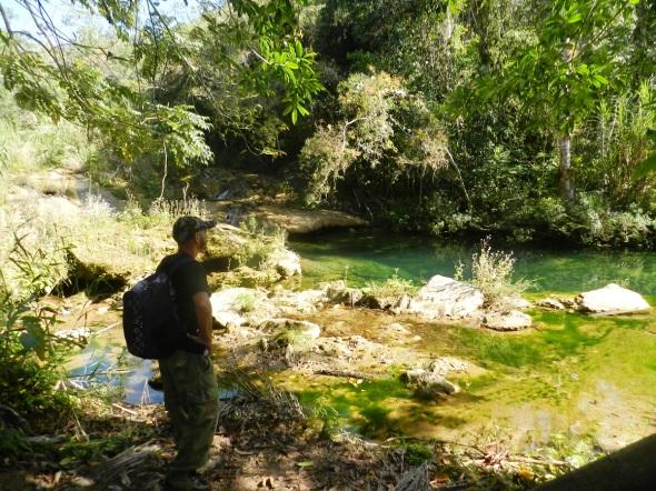 Sendero Centinelas del Río Melodioso