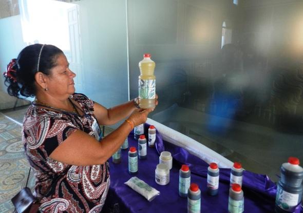 Camagüey, Cuba, 20 ago.- Como parte de la estrategia para impulsar investigaciones destinadas a la producción de medicamentos en pos del fortalecimiento de la salud animal y los cultivos agrícolas, especialistas de la Unidad de Base Gerencial de Producciones Biofarmacéuticas (Labiofam), en Camagüey, elaboraron un Linimento cicatrizante para uso veterinario.