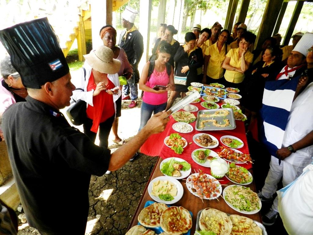 Local cuisine praised in Camagüey