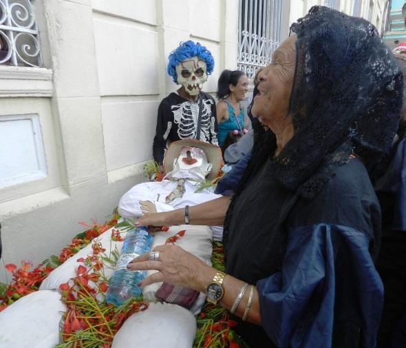 El ficticio entierro de San Pedro