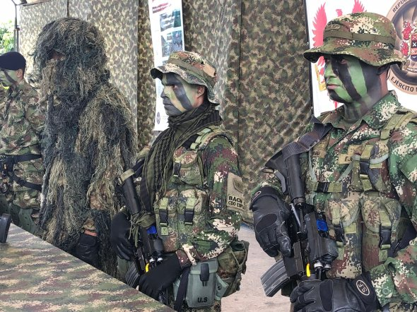 En las Fuerzas Militares: LA OLLA PODRIDA