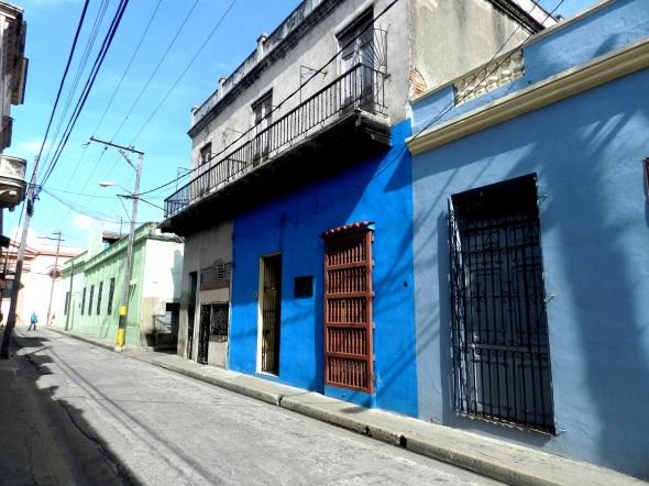 Casa natal de Aurelia Castillo