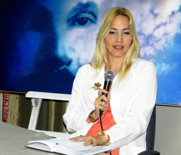Rocío Argilagos Gómez señaló que satisfactoriamente todos los pacientes de Jimagauyú dieron negativos al SARS-COV-2
