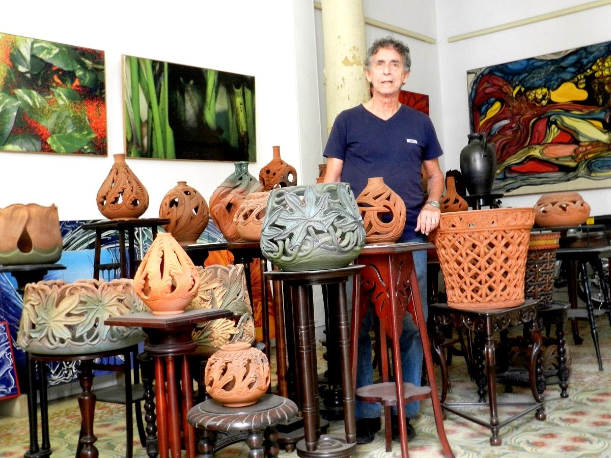 En una exposición retrospectiva, que se proyecta para el mes de diciembre del actual año, se verán piezas desde 1970 y hasta 2020