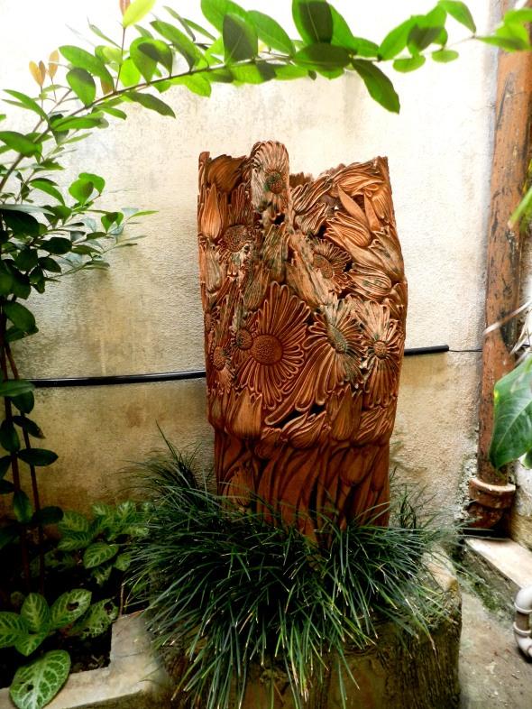 Las piezas del ceramista Nazario Salazar Martínez  tienen un sello propio y una línea personal
