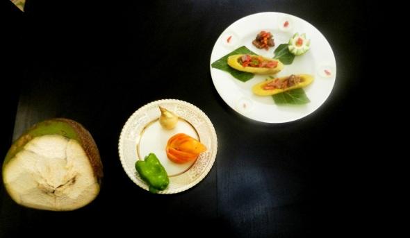 Culinaria de Republica Dominicana en IX Jornada de la Diversidad Cultural para el Diálogo y el Desarrollo en Cuba